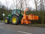 Timberwolf Tractor